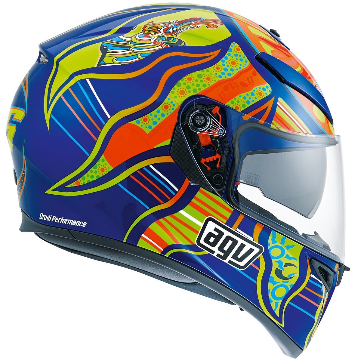 Scorpion Motorcycle Helmets >> AGV K3 SV Helmet
