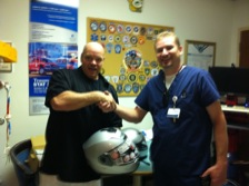 Motorcycle Helmets Advancements: Sharing the news with local Emergency Personnel