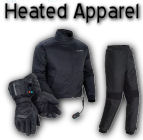 Heated Motorcycle Apparel