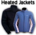 Heated Motorcycle Jackets & Liners