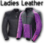 Ladies Leather Motorcycle Jackets