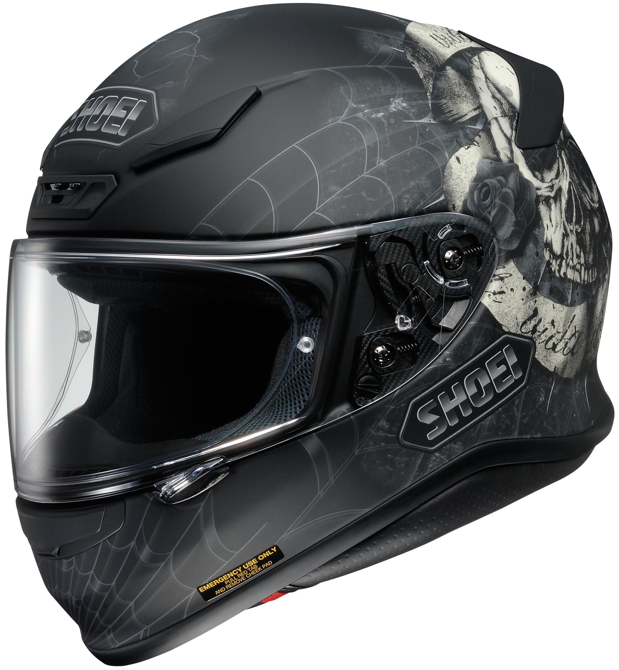 SHOEI RF Graphics - Motorcycle half helmet decalscustom motorcycle helmet decals and motorcycle helmet stickers
