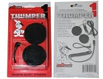 THUMPER 2 HELMET SPEAKERS