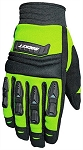 Joe Rocket Velocity Textile Hi Viz Motorcycle Gloves