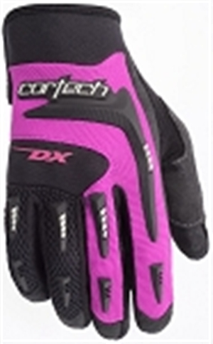 Tourmaster Ladies DX 2 Textile Motorcycle Gloves