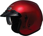 Gmax GM32 Helmet Candy Red