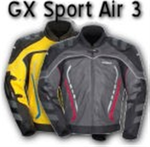 Cortech GX Sport Air 3 Motorcycle Jackets