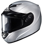 HJC CS-R2 Snow Dual lens Metallics
