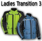 TourMaster Transition 3 Womens Textile Motorcycle Jackets