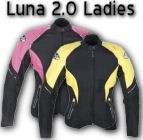 Joe Rocket Luna 2.0 Womens Textile Motorcycle Jackets