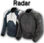 Joe Rocket Radar Leather Motorcycle Jackets
