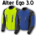 Joe Rocket Alter Ego 3.0 Hi Viz Motorcycle Jacket