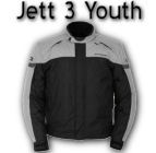 Tourmaster Jett 3 Youth Motorcycle Jackets