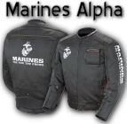 Joe Rocket Marine Alpha Motorcycle Jackets