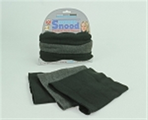 Oxford Snood Triple Pack