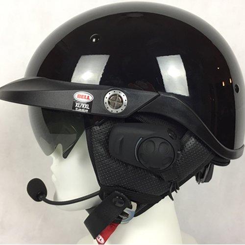 Bell Pit Boss Helmet With Sena Sph10h Fm Headset