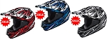 HJC CS-MX Stagger Motocross Helmets