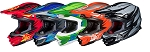 HJC FG-X Graphics Talon Off Road Helmets