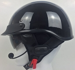 DPS100 Shorty Helmet With Sena RidePal