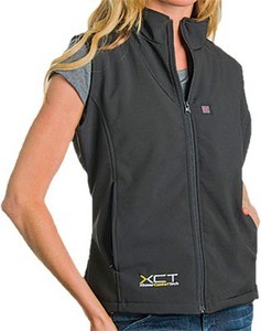 Venture Soft Shell Battery Heated Women's Vest