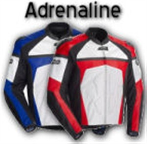 Cortech Adrenaline Leather Motorcycle Jackets