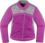 Icon Hella 2 Womens Textile Motorcycle Jackets