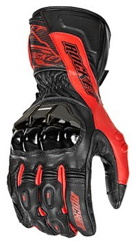 Joe Rocket Flexium TX Leather Gloves