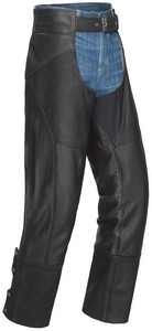 Tourmaster Nomad Leather Chaps