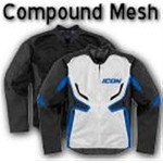 Icon Compound Mesh Motorcycle Jackets