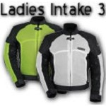 TourMaster Intake Air 3 Womens Mesh Motorcycle Jackets