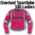 Icon Overlord Sportbike SB1 Womens Mesh Motorcycle Jackets