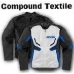 Icon Compound Textile Motorcycle Jackets