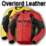 Icon Overlord Prime Leather Motorcycle Jackets