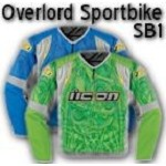Icon Overlord Sportbike SB1 Motorcycle Jackets