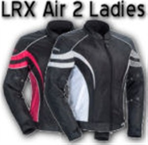 Cortech LRX Air 2 Womens Mesh Motorcycle Jackets