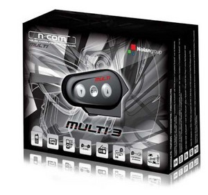 Nolan N-Com Multi 3 2Pack