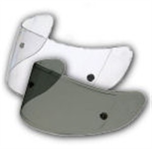 Shoei CF-1V Race Shields  with Tear off Posts