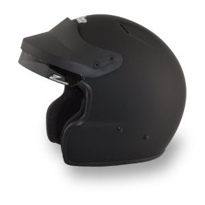 Zamp JA-2 Open Face Automotive Helmet