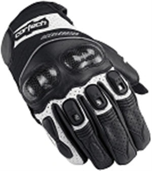 Cortech Accelerator 3 Leather Motorcycle Gloves