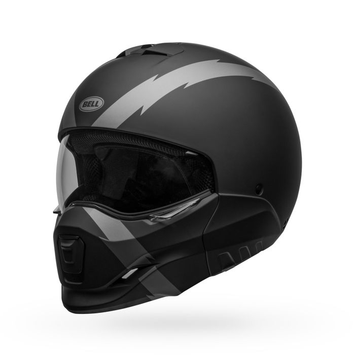 BELL Broozer Arc Matte Black/Gray Helmet