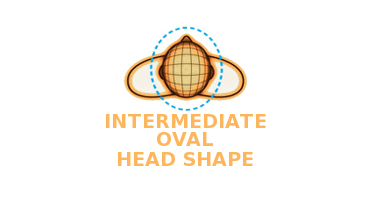 Intermediate Oval Helmets