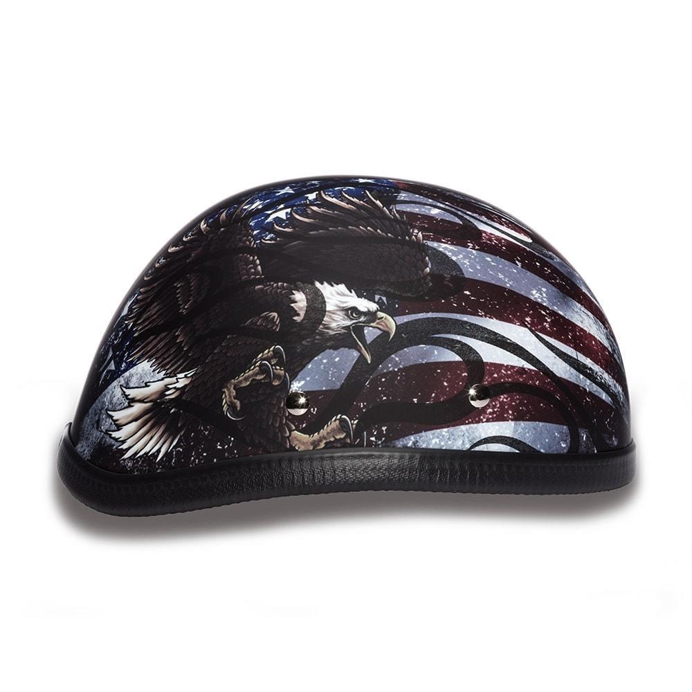 d197335b Daytona Eagle Novelty Helmet. Tap to expand. Flames USA