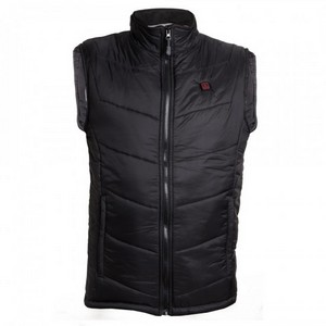 Venture Mens Battery Heated Nylon Vest