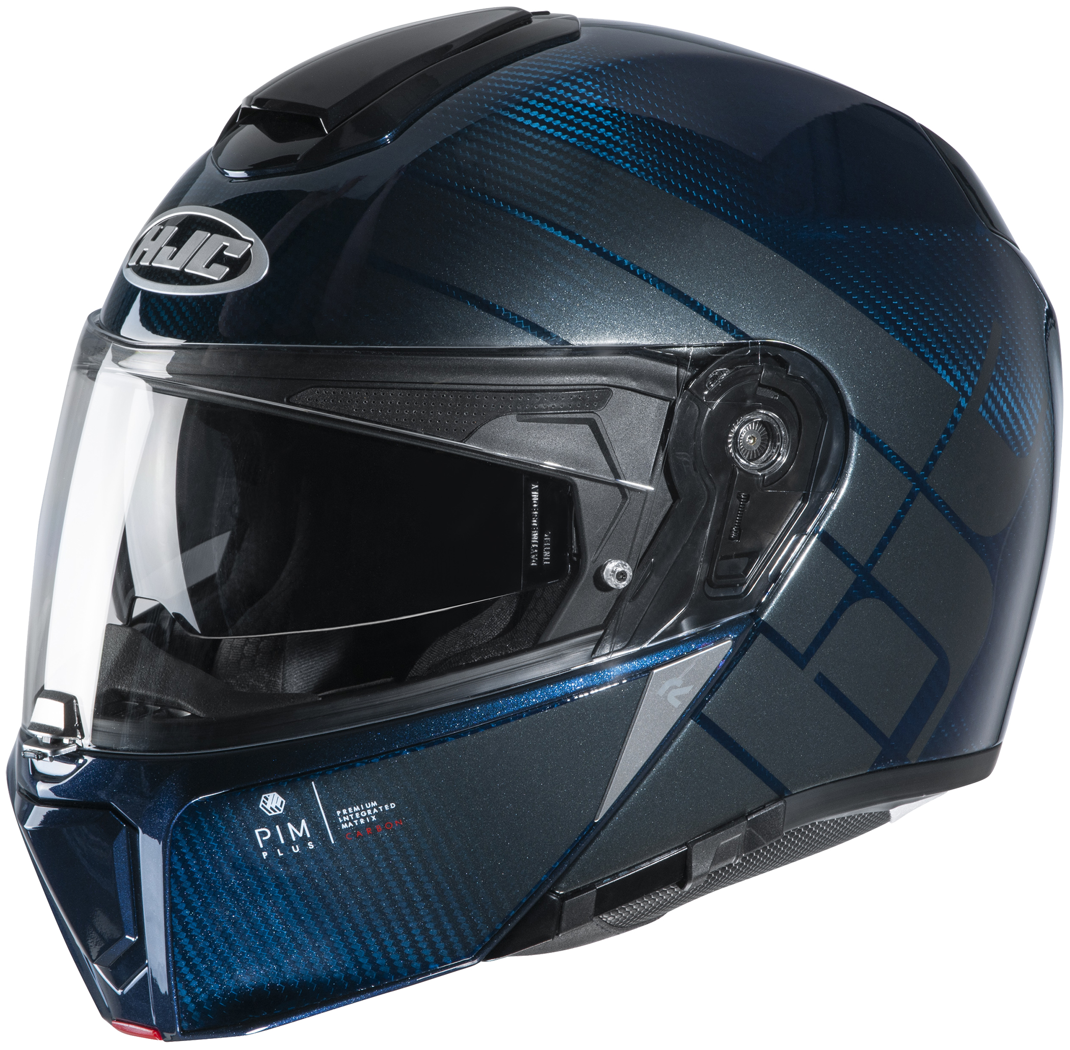 hjc rpha 90s carbon fiber balian mc2 modular helmet. Black Bedroom Furniture Sets. Home Design Ideas