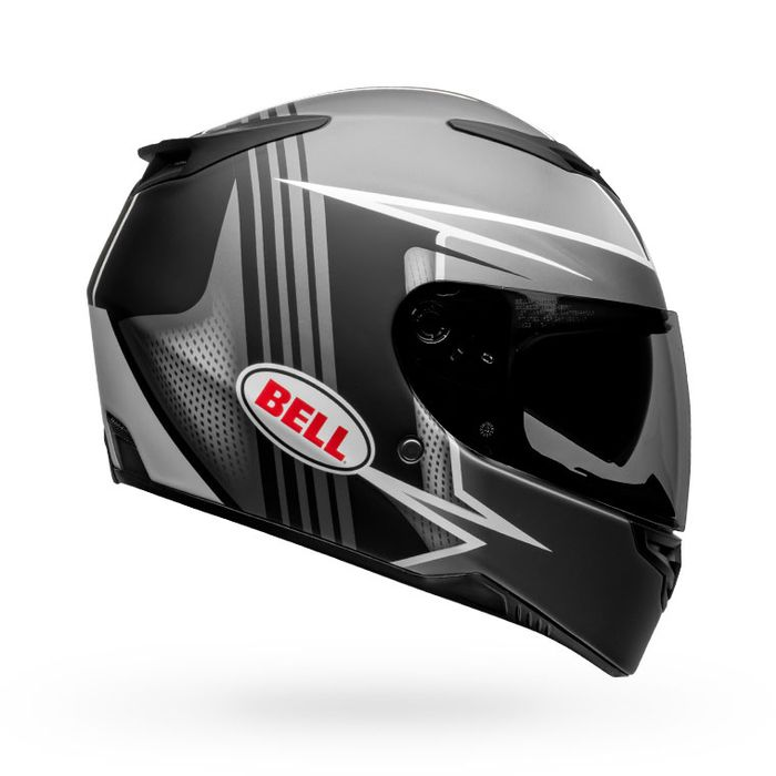 BELL RS-2 Swift Matte Gray/Black/White Helmet