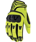 Icon Overlord Resistance Mesh Motorcycle Gloves