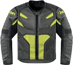 Icon Overlord Resistance Textile Motorcycle Jackets