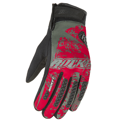 Joe Rocket Galaxy Red Gloves