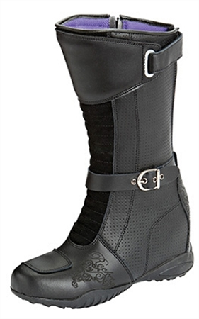 Joe Rocket Heartbreaker Ladies Motorcycle Boots