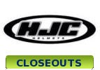 HJC Openface Closeouts